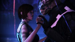Garrus and Shepard: Amore per Sempre by CaptBuck98