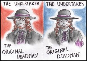 The Original Deadman by FuriarossaAndMimma