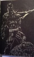 I AM THE NIGHT. by TheStonemiester1