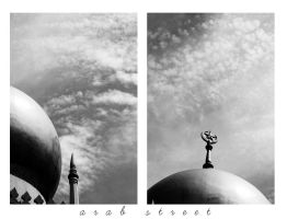 Sultan Mosque. by ella-marie