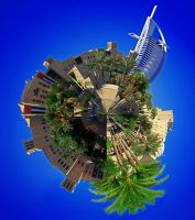 Little Planet 1 by CSamiano