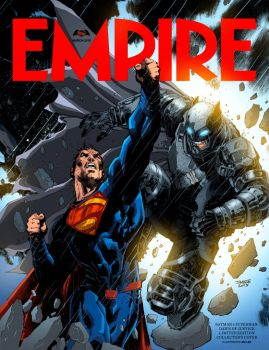 Batman-vs-superman-jim-lee-empire-subscribers-cove by astrogus