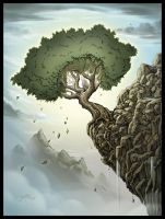 Tree of Impossible Hope by adiehltwin
