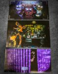 Five Nights at Freddy's Posters 2.0 (links below) by gold94chica