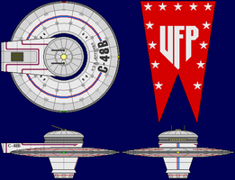 USS Jefferies Multi-View by captshade