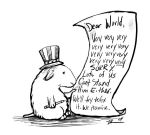 Politics and the Hamster by ursulav