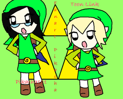 Me and Toon Link 2 by pikacha101