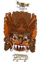 Barong by FazaMeonk