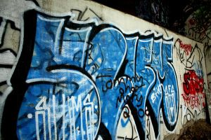 Graffitti by ClaireErdal