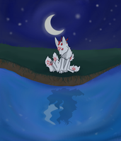 By the Lake by AliceTheHunted