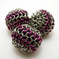 Juggling Balls - Set of Purple by Utopia-Armoury