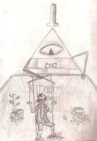 Bipper and the Puppet Master by IndigoHorsefeathers
