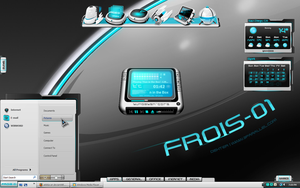 Frois Desktop by a666a