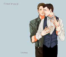 DC Titanic!AU: Never Let You Go by nella-fantasiaa