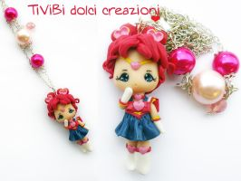 Sailor Chibi Chibi Moon by tivibi