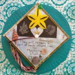 Kingdom Hearts Grad Cap by TheDoorWithin