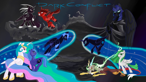 DARK CONFLICT Chapter 5 by SixSamMaster