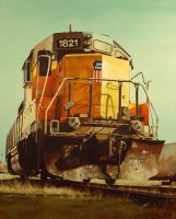 Idle Weekend by Steeldriver