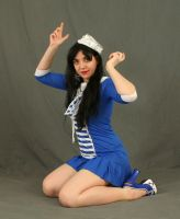 Sailor Girl Pinup 15 by MajesticStock