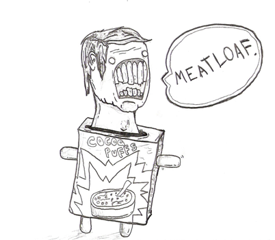 MEATLOAF. by rehabisforquitters