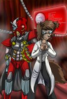 Evil Masterminds by MikeOrion