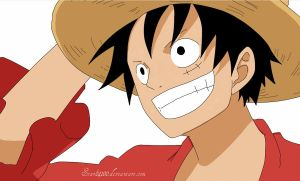Luffy by star641000