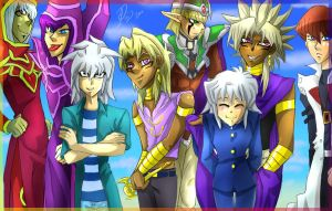 Why YuGiOh...? Why Not. by paje-chan