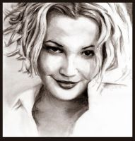 Drew Barrymore by im-jess