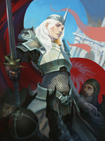 Dragon Age: Religions of Thedas - Andraste by UnccleUlty