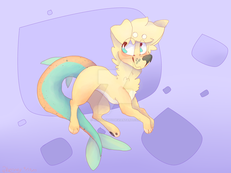 Fish Doge by Edgypineapple