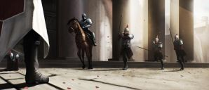 Assassins Creed: Brotherhood by Surfsideaaron