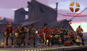 TF2 loadouts by Halcoon-145