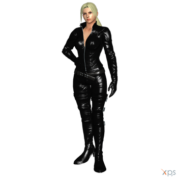 TK7 - Nina Williams - Leather Outfit by LorisCangini