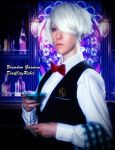 Death Parade Decim Cosplay by rockerbmg666