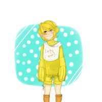 Chica by marga16