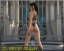 Free Agent Kristen McAlley by PDSmith