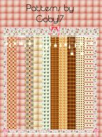 Farm Style Patterns by Coby17