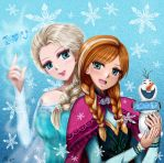 Frozen by Athyra