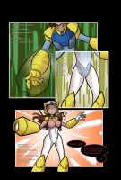 Megaman X 3: Bustily Upgraded Page 3 by Dracos123