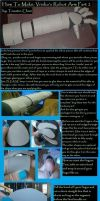 Vriska Robot Arm Cosplay Tutorial Part 2 by XD-eviltoast-XD