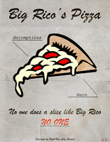 No one does a slice like Big Rico by missbagel