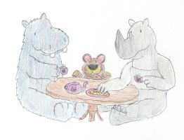 Tea Party by Traxer