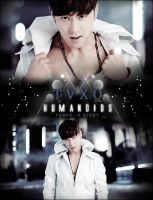 YUNHO - HUMANOIDS by H-Diddy