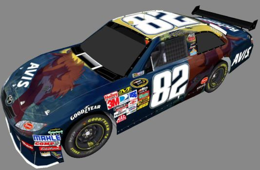BBA AVIS Toyota COT by Lowes4804