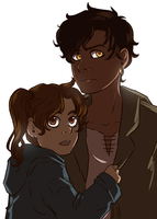 Ethan and Eden by Dunklayth