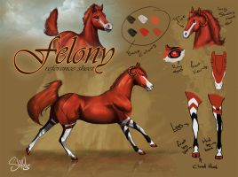 Felony - Reference sheet by shilohs