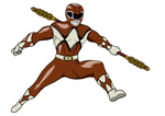 Brown Ranger (Contest Prize) by splaty