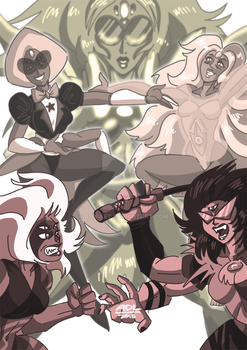 Fusion Gems WIP by ADL-art