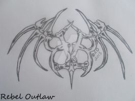 Boned BVB Logo by DJ-Kitt-Morgue-13