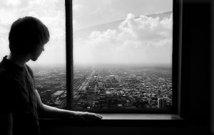 Looking Out by MattRiggPhotography